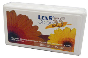 LENS 55 COLOR RX (1L MENSUAL)