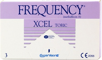FREQUENCY XCEL TORIC (3L)