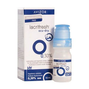 Lacrifresh Ocu-Dry 0,3%